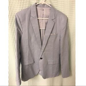Other - Baby Blue Blazer